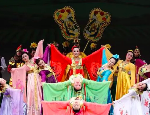 """Flower Princess of the Tang Dynasty"" – Chinese Dance Drama"