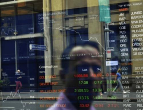 EM时讯:澳股行为差,散户入机构出;报告称澳富豪身价缩水10%
